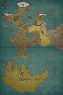 Astorien and Vinland