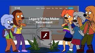 K9.5 and the Legacy Video Maker Retirement