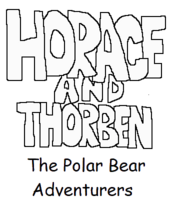 Horace and Thorben Logo