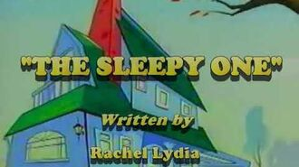"""Fred and the Nature Gang """"The Sleepy One"""" Title Card"""