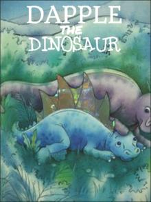 Dapple the Dinosaur promotional