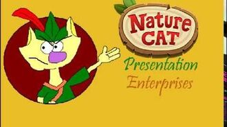 2015 Nature Cat ruins the Nature Cat Presentation Enterprises Logo