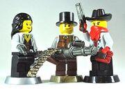 Thrash Wild West Trio