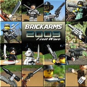 BrickArms First Wave 2009
