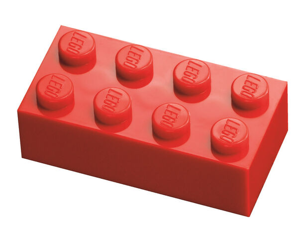 File:Red LEGO Brick.jpg