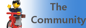 The Community banner