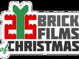 25 Brickfilms of Christmas