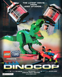 DinoCopPoster