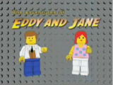 The Adventures of Eddy and Jane series