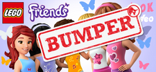 LEGO Friends Bumper Project