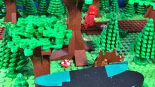Rotkäppchens-Hopserschritt