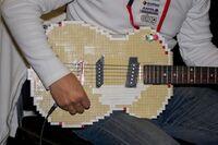 LEGOguitar