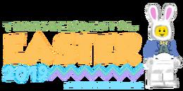 EASTER 2019 Logo