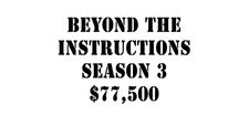 LEGO Beyond the Instructions Season 3