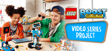 LEGO BOOST Video Series