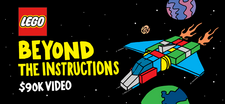 LEGO Beyond the Instructions Video Project