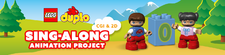 LEGO DUPLO Sing-Along Animation Project