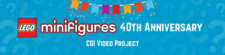 LEGO 40th Anniversary CGI Video Project