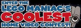 LEGOManiacsCoolestHomeVideoContestLogo
