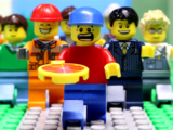 LEGO Pizza Delivery series