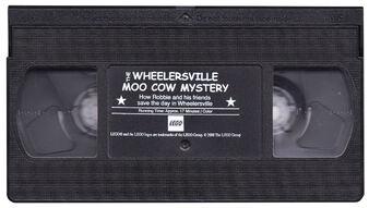 Wheelersville Moo Cow Mystery Tape