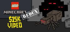 LEGO® Minecraft® Video Project Redux