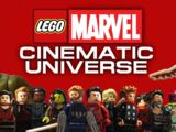 The Marvel Cinematic Universe in LEGO