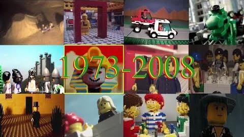 45 Years - A World of Brickfilms Part 1 1973-2008