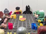 Meeting Of The Heroes