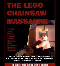 LEGOChainsawPoster