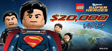 LEGO DC Universe Super Heroes Video Project