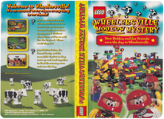 Wheelersville Moo Cow Mystery Cover