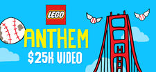 LEGO Anthem Gig Contest