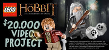 LEGO The Hobbit Video Contest