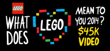What Does LEGO Mean To You 2014
