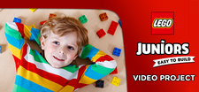 Easy as LEGO Juniors Digital Video Project