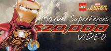 LEGO Marvel Super Heroes Video Project