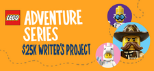 LEGO Writer´s Project