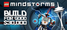 LEGO Mindstorms Build for Good Project