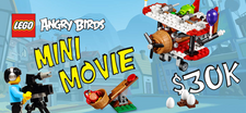 LEGO Angry Birds Mini Movie