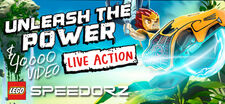 LEGO Speedorz Unleash the Power Video Project