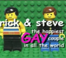 Rick & Steve: The Happiest Gay Couple in All the World series