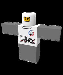 T pose spacebuilder