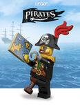 Themakaart Pirates 201501