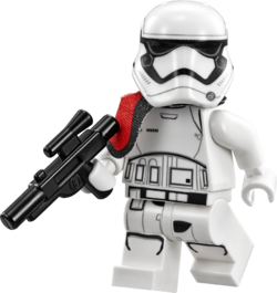 Lego First Order Stormtrooper Officer