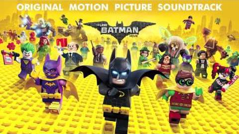 Lego Batman - Everything Is Awesome - Lounge Vocal - Richard Cheese (official)