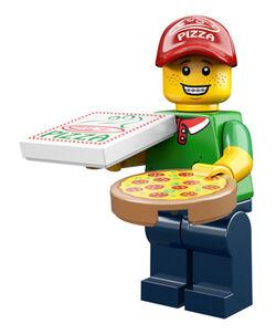 Разносчик пиццы