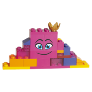 Reine Watevra Wa'Nabi tas de briques-Bienvenue dans mon monde!