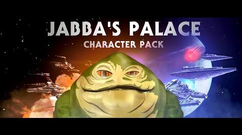 Jabba's Palace Character Pack Spotlight LEGO Star Wars The Force Awakens