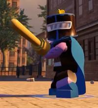 Lego black knight (nathan garret) 2